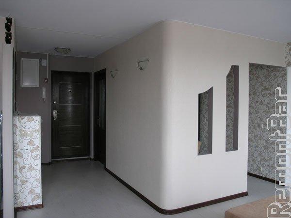 Ремонт с перепланировкой квартиры в Москве на Шелепихинской набережной