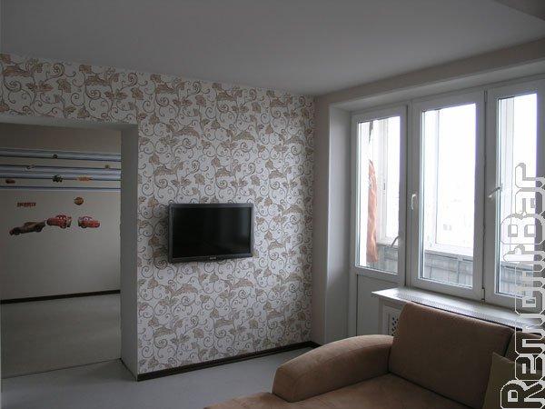 Фото отделки квартиры на Шелепихинской набережной