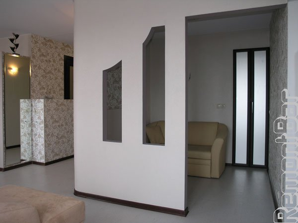 фотоотчет о ремонте квартиры на Шелепихинской набережной