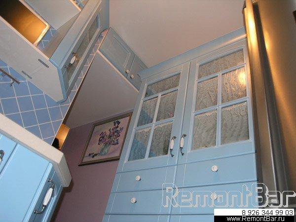 Кухня, ремонт кухни от компании RemontBar, Москва, ул. Аргуновская