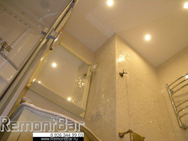 Ванная комната в Митино, ремонт от RemontBar