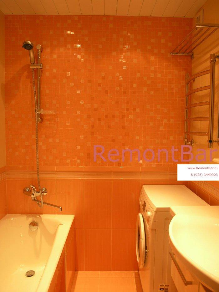 Дизайн ванной комнаты 170х170 фото