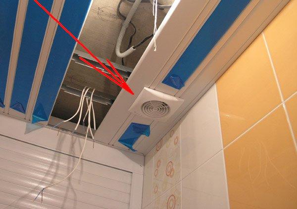 Канаде: варианты допускается ли приточная вентиляция в туалете впрочем